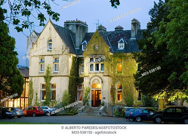 Hotel Cahernane House, in Killarney. Co. Kerry. Ireland