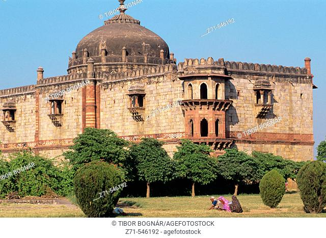 Old Fort, Purana Qila, Qila-i-Kuhran. Delhi. India