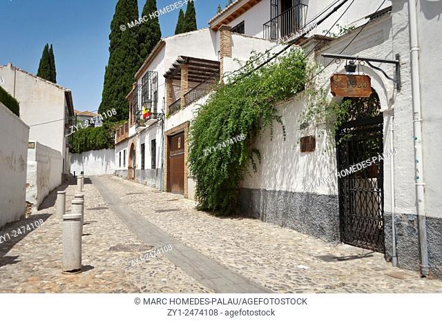 Granada. Andalucia, Spain