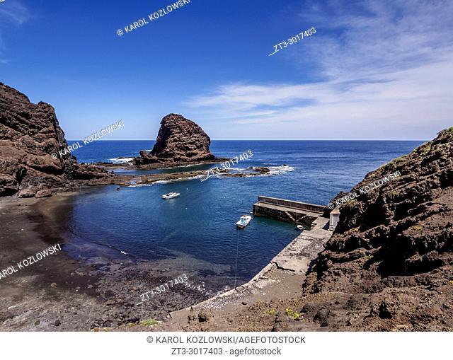 Roque Bermejo Beach, Anaga Rural Park, Tenerife Island, Canary Islands, Spain