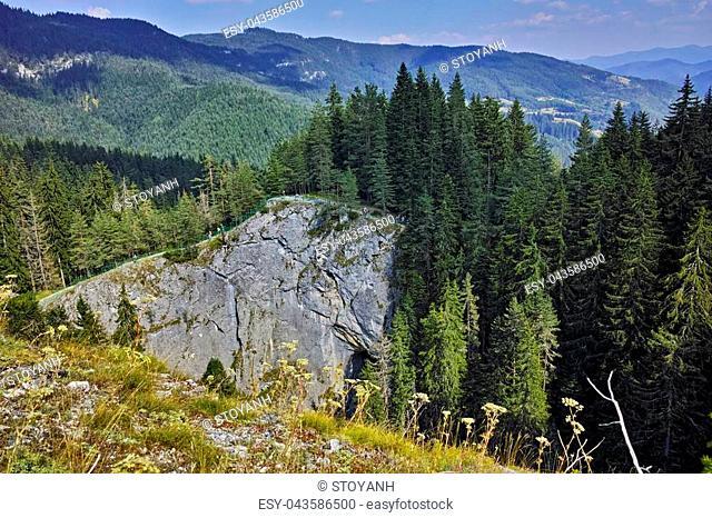 Amazing Landscape to Wonderful Bridges (Marvelous Bridges) , Rhodopes Mountain, Plovdiv Region, Bulgaria