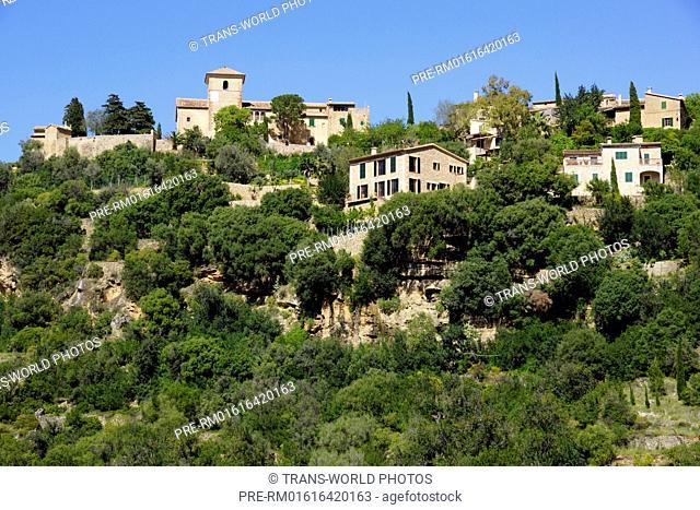 Deia, Serra de Tramuntana, Mallorca, Spain / Deia, Serra de Tramuntana, Mallorca, Spanien
