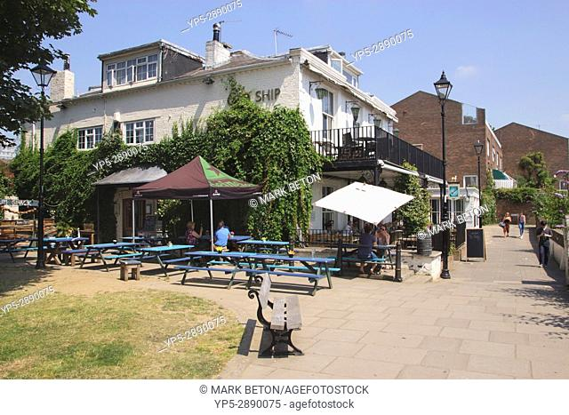 The Old Ship Pub Hammersmith London