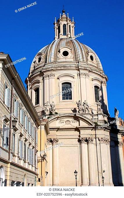 Santissimo Nome di Maria al Foro Traiano