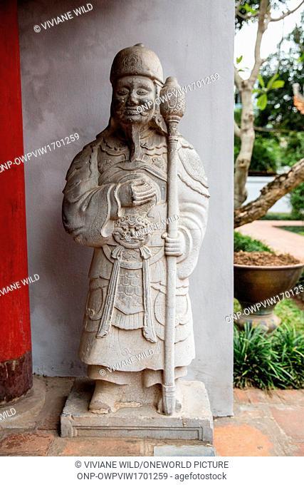 Vietnam, Hà N?i, Hanoi, The Literature Temple in Hanoi, Confucian National Academy