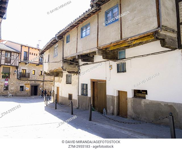 Garganta la Olla. Cáceres. Extremadura. Spain