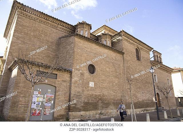 Tarazona de Aragon is a historic town in Aragon, Spain