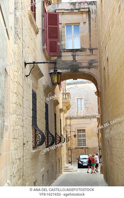 Mdina Malta island