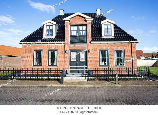 Farm house in Holland