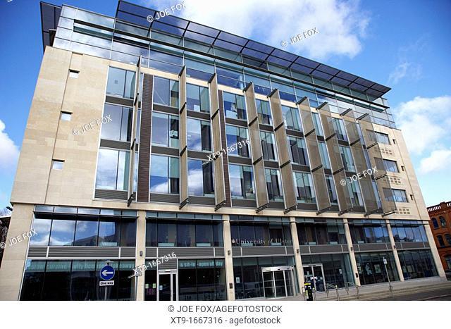 The University of Ulster Campus Belfast Northern Ireland UK
