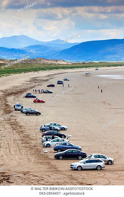 Ireland, County Kerry, Dingle Peninsula, Inch Strand, beach