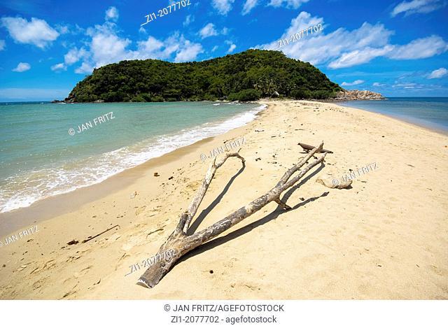 beach at Koh Phangan, Thailand