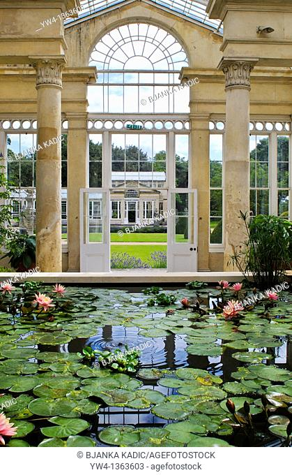 Great Conservatory, Syon Park, Isleworth, Middlesex, Outer London