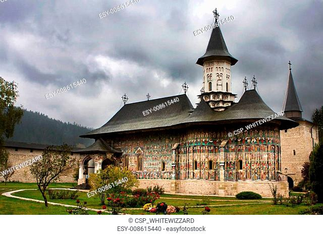 Sucevita monastery - Bucovina