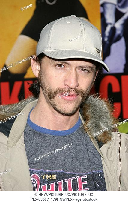 Clifton Collins Jr. 01/18/07 SMOKIN' ACES @ Grauman's Chinese Theatre, Hollywood photo by Jun Matusda/HNW / PictureLux (January 18