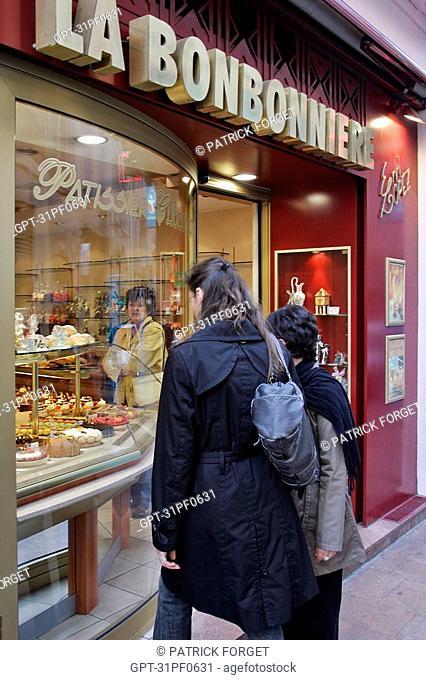 PASTRY SHOP 'LA BONBONNIERE', CITY OF TOULOUSE, HAUTE-GARONNE 31, FRANCE