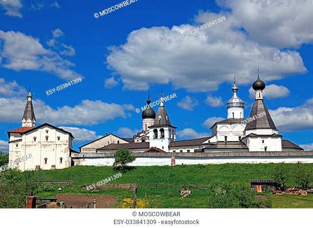 Great monasteries of Russia. Ferapontov