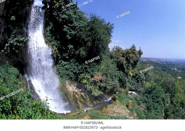 Waterfalls, Edessa, Macedonia Central, Greece
