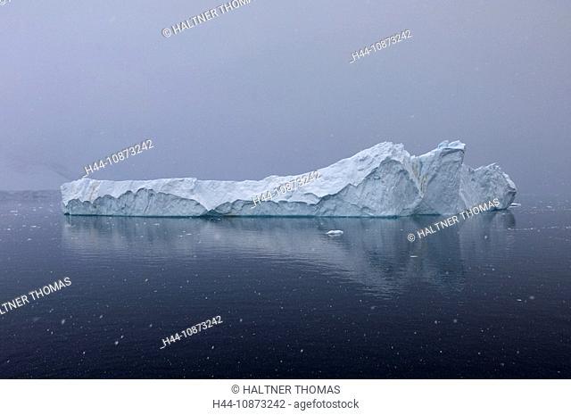 Antarctica, Antarctic, Antarctica, Neko Harbour, sea, ice, iceberg