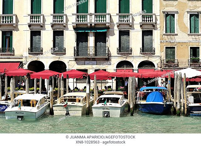 Venetian Grand Canal View