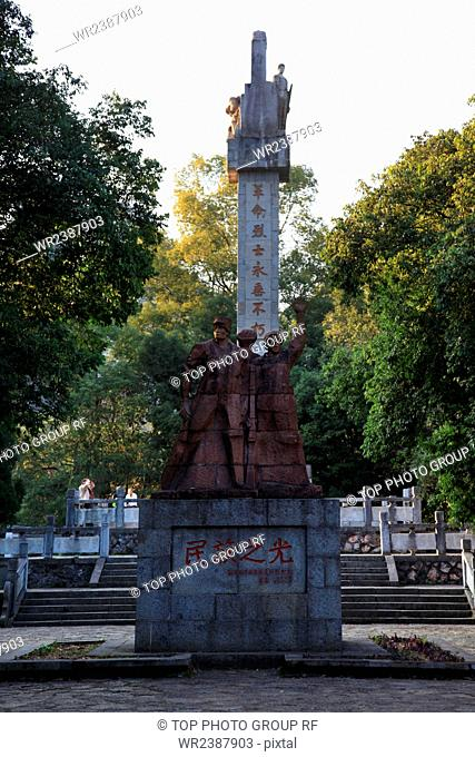 Guangxi Province Guilin City Yangshuo Lijiang River Scenery