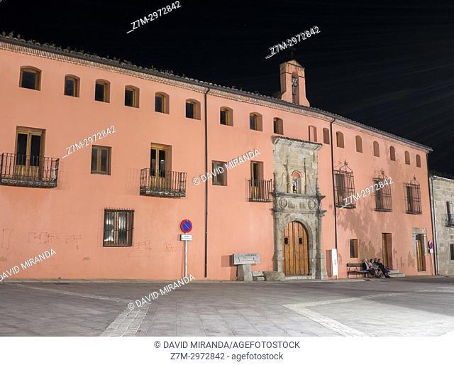 Antiguo hospital de San Andrés. Mombeltrán. Barranco de las cinco villas. Valle del Tiétar. Provincia de Ávila, Castile-Leon, Spain