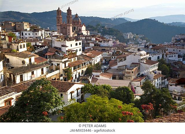 Taxco, Guerrero State, Mexico