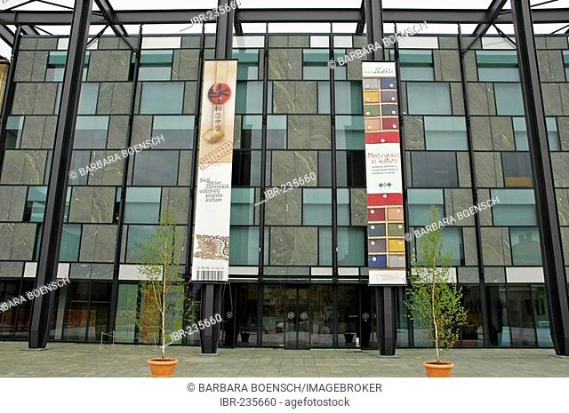 Ethnographic museum, Ljubljana, Slovenia