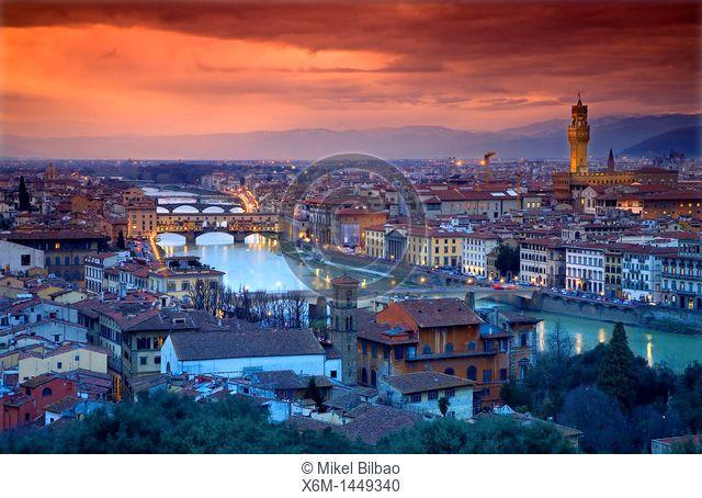 Florence, Tuscany region, Italy