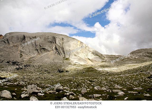 Croda del Beco Southside, Dolomites, Italy, Alta Via Dolomiti