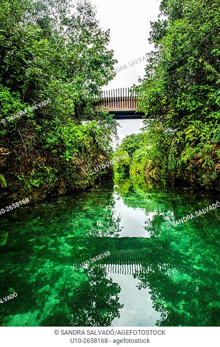 Mayakoba Rosewood, Riviera Maya, Quintana Roo. México