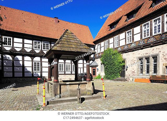Germany, Blomberg, Lipper Bergland, Lippisches Bergland, Weserbergland, Teutoburg Forest / Egge Hills Nature Park, East Westphalia, Westphalia