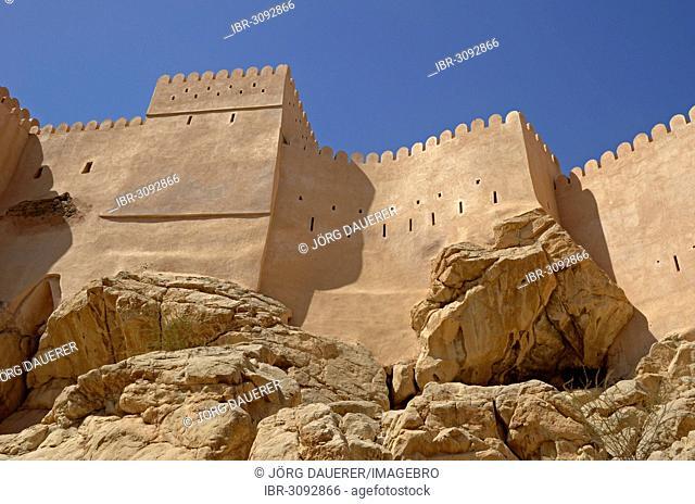 Nakhal Fort or Nakhl Fort