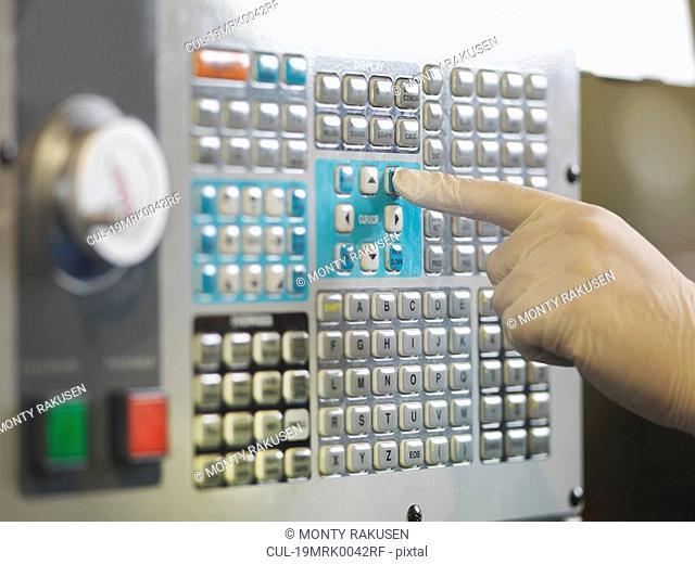 Controls Of CNC Machine