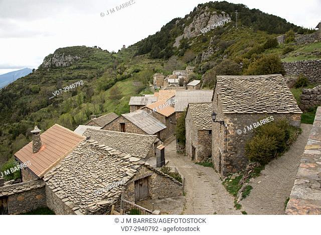 Tella, Tella-Sin minicipality. Sobrarbe, Huesca province, Aragon, Spain