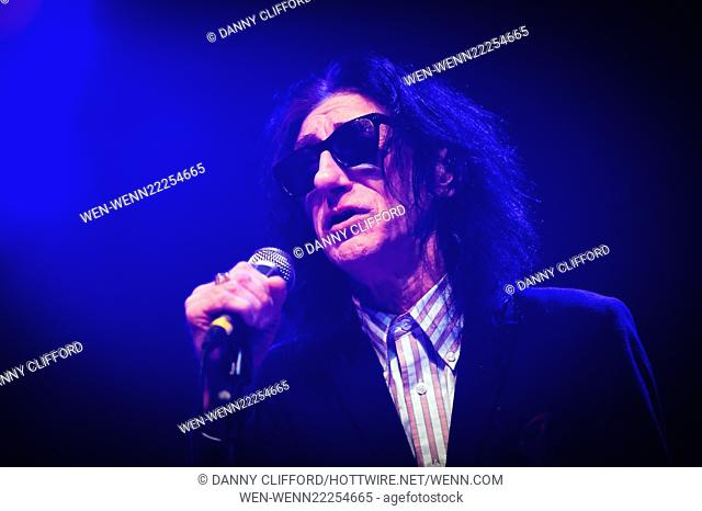 John cooper clarke where Stock Photos and Images | age fotostock