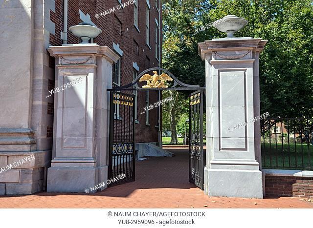 Independence National Historical Park, Philadelphia, Pennsylvania, USA