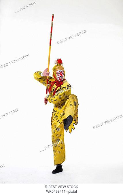 Peking Opera Monkey King