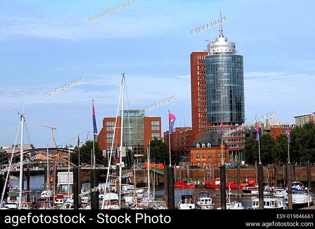Hamburg Binnenhafen