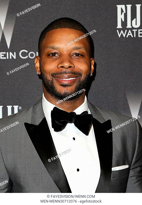 The Weinstein Company And Netflix Golden Globes Party Featuring: Kerry Rhodes Where: Beverly Hills, California, United States When: 08 Jan 2017 Credit:...