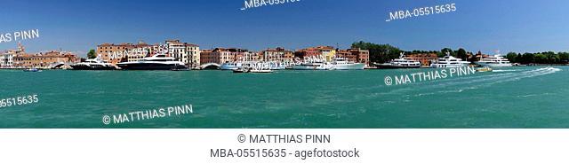 Lagoon town Venice