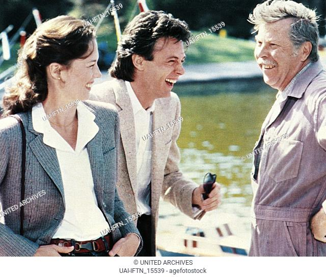 Hard to Hold, USA 1984, Regie: Larry Peerce, Darsteller: Janet Eilber, Rick Springfield, Albert Salmi