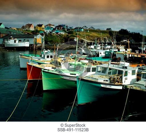 Canada, Nova Scotia, Cape St. Mary