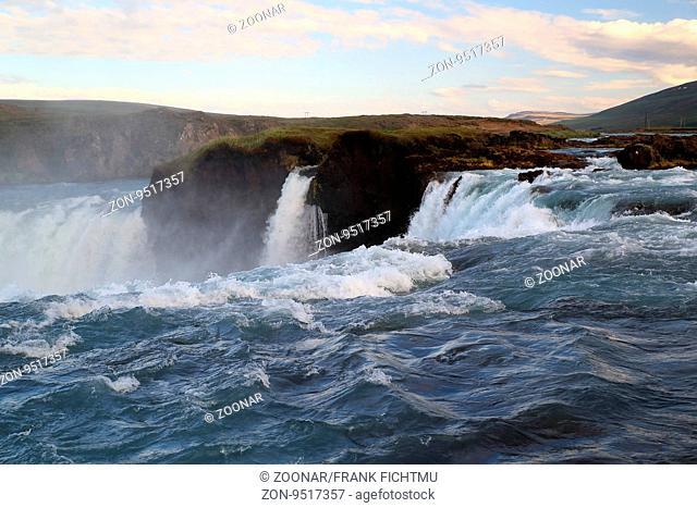 Godafoss Island