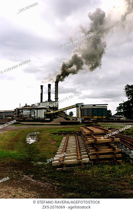 Victoria sugar mill, Ingham - Queensland