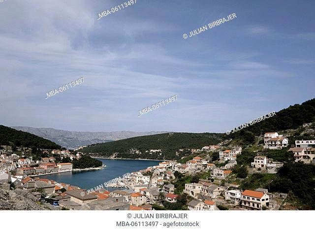 Europe, Croatia, Brac
