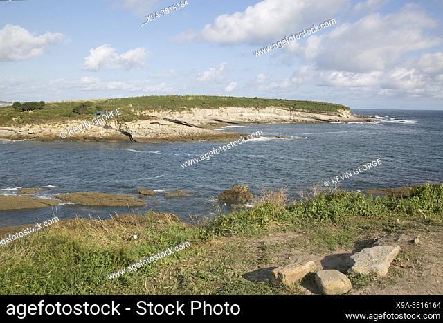 Santa Marina Island, Loredo; Santander; Cantabria; Spain
