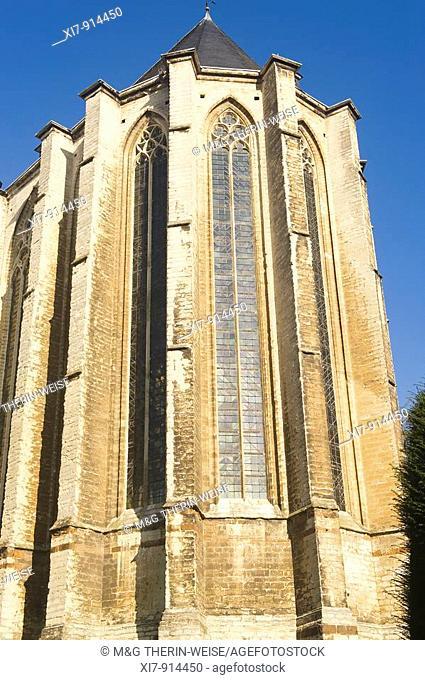Saint Quentin Church, Leuven, Belgium