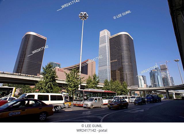 Scenery of Beijing China