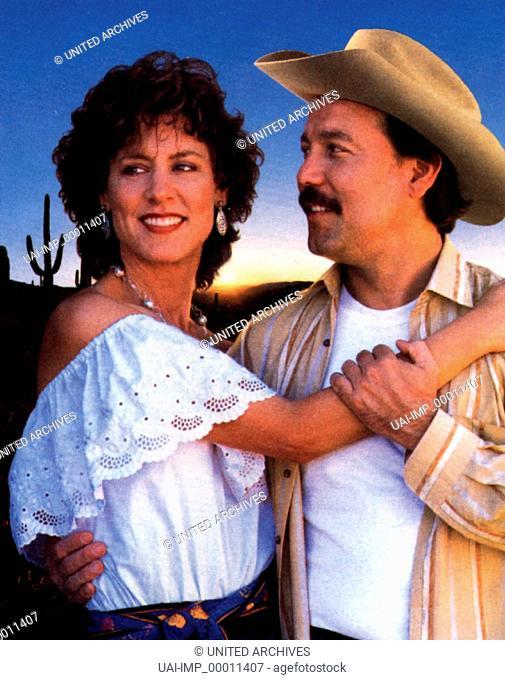 Ich liebe deine Frau, (CRAZY FROM THE HEART) USA 1991, Regie: Thomas Schlamme, CHRISTINE LAHTI, RUBEN BLADES